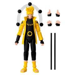 Anime Heroes - Naruto: Sage of Six Paths Mode Naruto 6.5 Inch Action Figure
