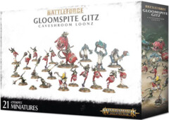 Battleforce - Gloomspite Gitz - Caveshroom Loonz