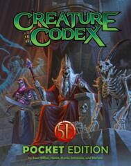 Creature Codex 5E Pocket Edition