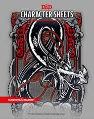 Dungeons & Dragons 5E - Character Sheets