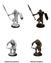 D&D Nolzur's Marvelous Miniatures - Gnoll & Gnoll Flesh Gnawer - Wave 12