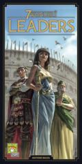 7 Wonders 2nd Edition - Leaders