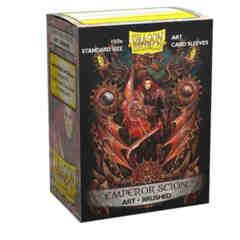 Dragon Shield - Brushed Art Sleeves - Emperor Scion 100 ct