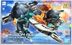 Gundam HG Build Divers Re:RISE - Wodom Pod 1/144 #028