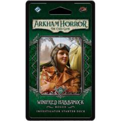 Arkham Horror LCG - Winifred Habbamock Rogue - Investigator Deck