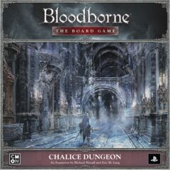 Bloodborne The Board Game - Chalice Dungeon Expansion