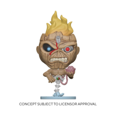Pop! Rocks - Iron Maiden - Seventh Son of a Seventh Son