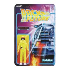 ReAction Figures - Back to the Future - Marty McFly in Radiation Suit
