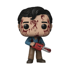 Pop! Movies - Evil Dead Anniversary - Bloody Ash Chase Variant
