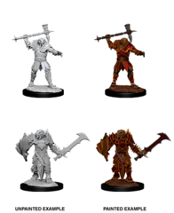 D&D Nolzur's Marvelous Miniatures - Dragonborn Male Paladin - Wave 12