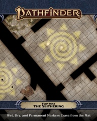 Pathfinder - Flip-Mat - The Slithering