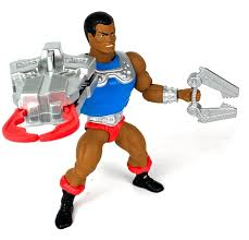 Masters of the Universe Origins - Deluxe Clamp Champ Figure
