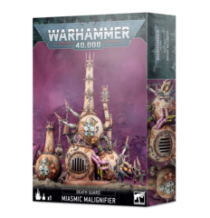 Death Guard - Miasmic Malignifier