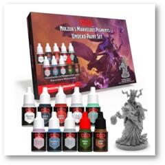 Dungons & Dragons Nolzur's Marvelous Pigments Undead Paint Set