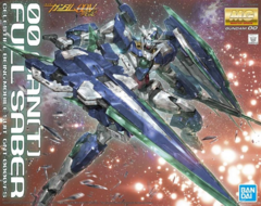 Gundam - MG 00 Qan[T] Full Saber (1/100)