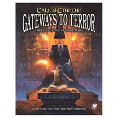Call of Cthulhu 7E - Gateways to Terror