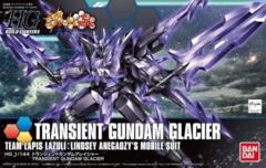 Gundam HG Build Fighters - Transient Gundam Glacier (1/144)