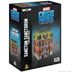 Marvel: Crisis Protocol - Sanctum Santorum Terrain Pack