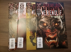 Dead of Night Featuring Werewolf by Night (2009) #1-4 (9.0 - 9.2)