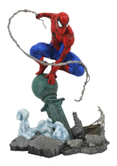 Marvel Gallery - Comic Spider-man PVC Statue