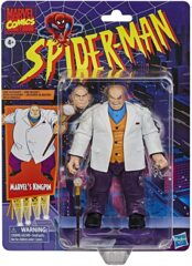 Marvel Legends - Spider-Man - Vintage Kingpin Variant Action Figure