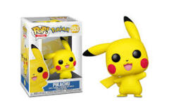 Pop! Pokemon - Pikachu (Funko #553)