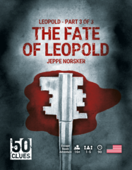 50 Clues - The Fate of Leopold: Leopold Part 3 of 3