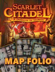 Scarlet Citadel - Map Folio