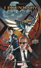 Legendary: A Marvel DBG - SHIELD Expansion