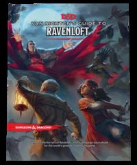 Dungeons & Dragons 5E - Van Richten's Guide to Ravenloft