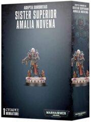 Adepta Sororitas - Sister Superior Amalia Novena