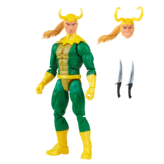 Marvel Legends Vintage - Loki Action Figure
