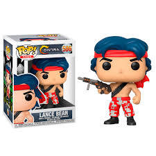Pop! Games - Contra - Lance Bean Vinyl Fig (Funko)