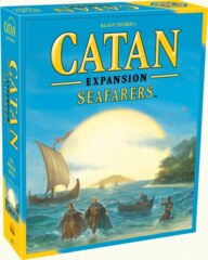 Catan 5th Edition - Seafarers