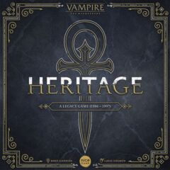 Vampire The Masquerade: Heritage