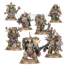 Death Guard - Plague Marines