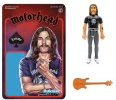 ReAction Figures - Motorhead - Lemmy V1