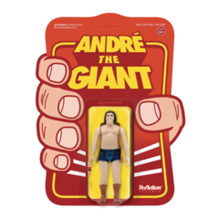 Andre The Giant - Andre in Vest Fig (Reaction)