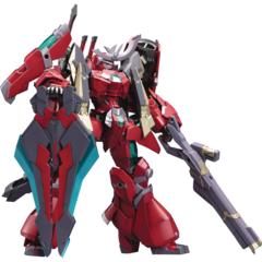 Frame Arms #055 - NSG-Z0/G Magatsuki-Houten:RE2 Model Kit