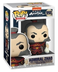Pop! Avatar The Last Airbender - Admiral Zhao