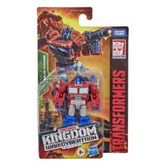 Transformers Generations War for Cybertron: Kingdom - Core Class Optimus Prime