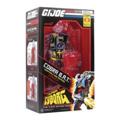 GI Joe Super Cyborg - Cobra B.A.T. Clear Figure