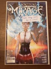 Doctor Mirage (2019) #1-5