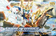 Gundam SD Build Divers: R - EX Valkylander #026