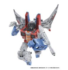 Transformers Masterpiece PF WFC-04 Starscream Action Figure