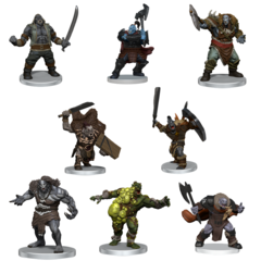 D&D Icons of the Realms - Monster Warbands - Orc Warband