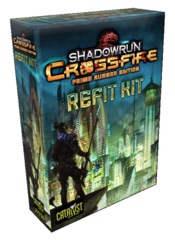 Shadowrun Crossfire Prime Runner Refit Kit