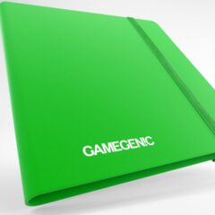 Gamegenic - Casual Album - 24 Pocket - Green