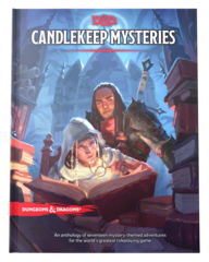 Dungeons & Dragons 5E - Candlekeep Mysteries