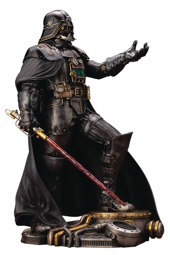 Star Wars - The Empire Strikes Back - Darth Vader Industrial Version ArtFx Artist Series